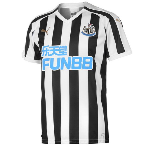 Puma Newcastle United home shirt 18/19 - Black/White - Men's Replica Shirts