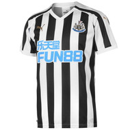 a60a946b9 Puma Newcastle United home shirt 18 19 - Black White - Men s Replica Shirts