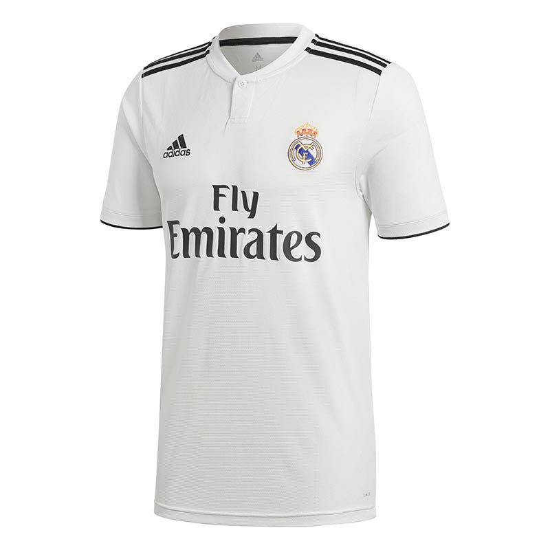 Real Madrid 11 Bale Away Soccer Club Jersey