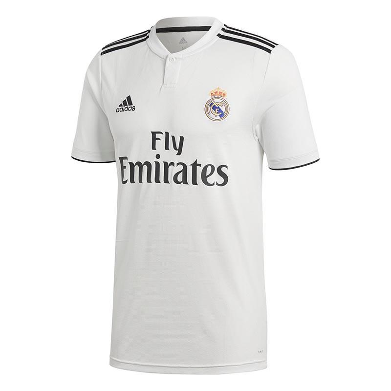 reputable site 07363 83bdc AC Milan Kids Home Shirt 2018/19