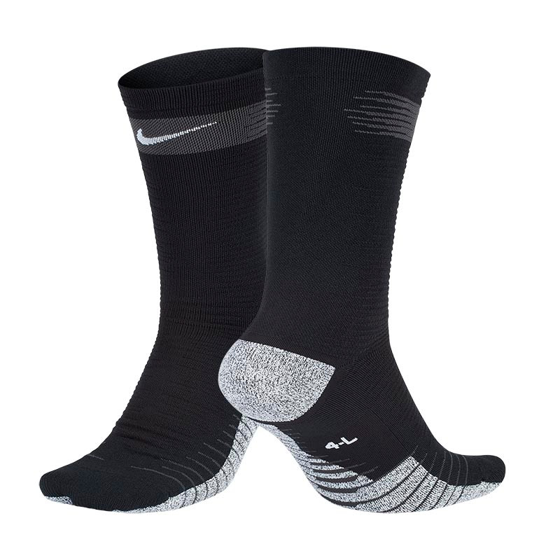 ea0b2b6a3 Nike Grip Football Socks - Black/Grey - Men's Football Socks - SX6939-013