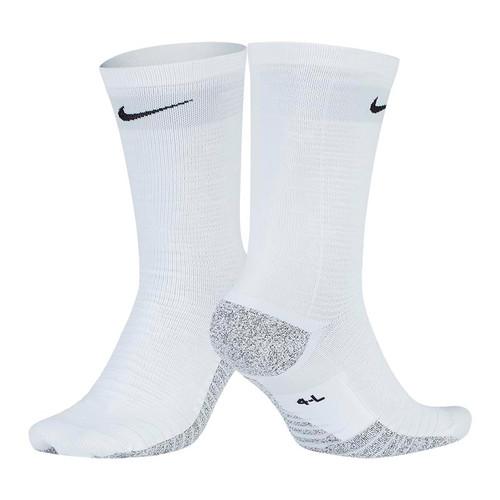 Nike Grip Light Crew Football Socks - White - Men's Football Socs - SX6939-100