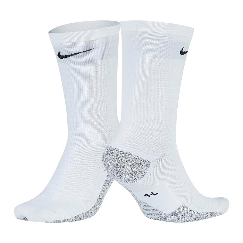02792ab1f Nike Grip Light Crew Football Socks - White - Men's Football Socs -  SX6939-100