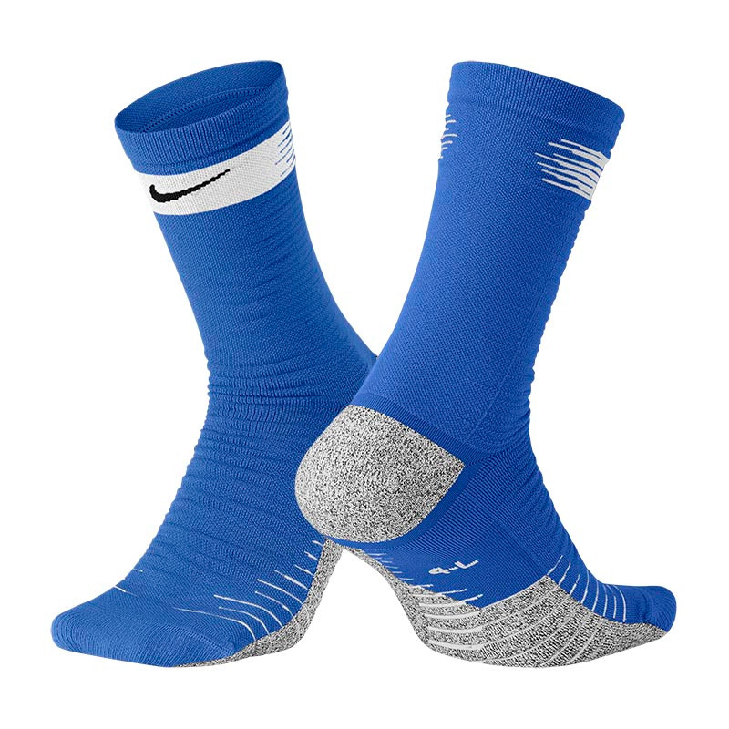 26cecedca Nike Grip Light Crew Football Socks - Royal Blue - Men's Football Socks -  SX6939-