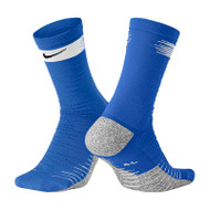 Nike Grip Light Crew Football Socks - Royal Blue - Men's Football Socks - SX6939-463