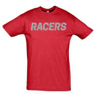 Murrayfield Racers T-Shirt - Red - Men's Leisurewear