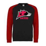 Murrayfield Racers Baseball Sweatshirt