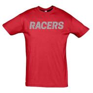 Murrayfield Racers T-Shirt - Red - Kids' Leisurewear