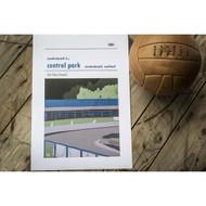 Cowdenbeath Central Park Print (30x40cm)
