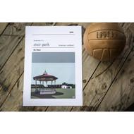 Stranraer Stair Park Print (30x40cm)
