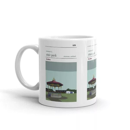 Stranraer Stair Park Mug