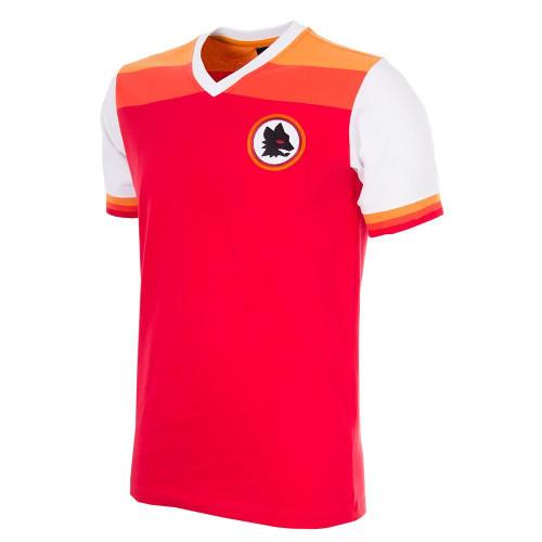 "Retro Football Shirts - A.S Roma ""Ice Lolly"" Home 1978/79 - COPA 708"