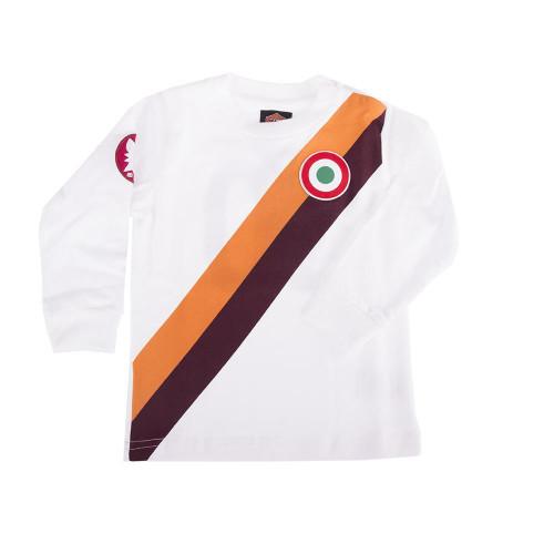 Baby Retro Shirts - My 1st A.S Roma Away Shirt - White - COPA 6815
