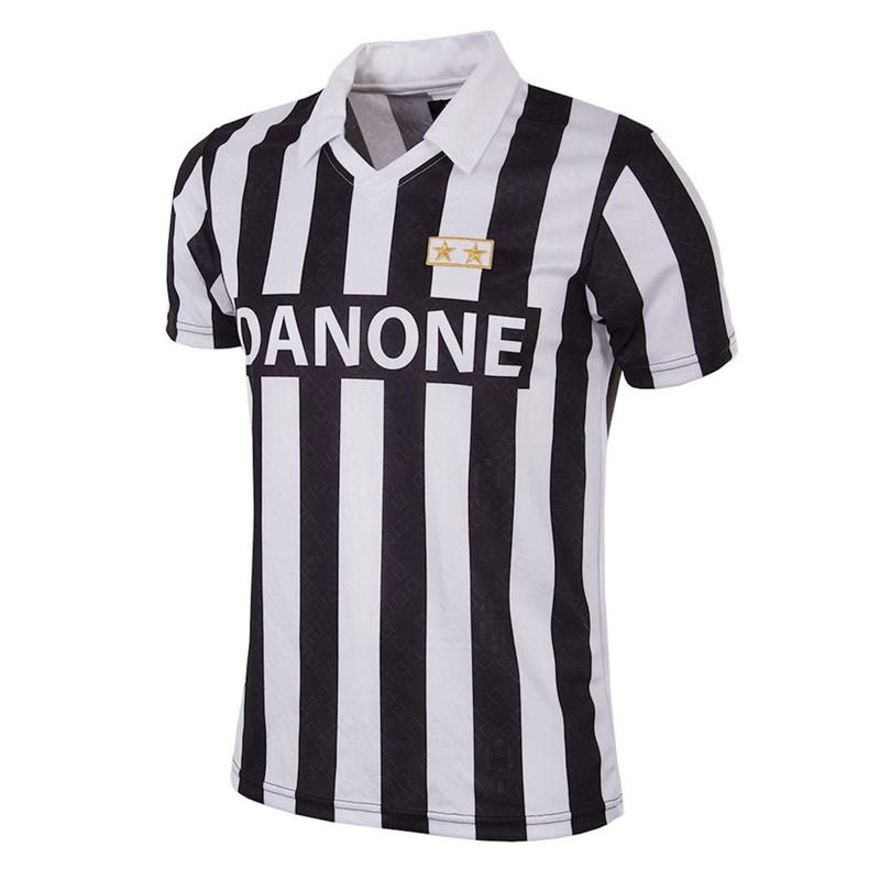 92151cf56 Retro Football Shirts - Juventus Home 1992/93 - COPA 149
