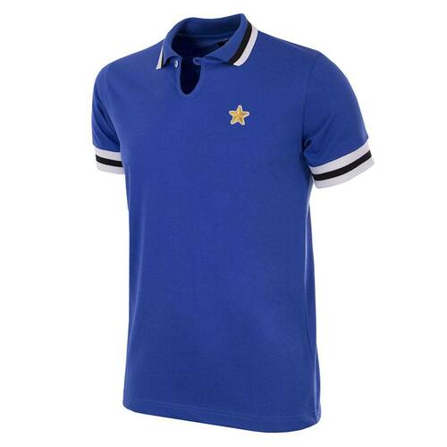 Retro Football Shirts - Juventus Away 76-77 - Blue - COPA 146