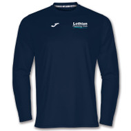 Lothian Running Club Kids Long Sleeve Top