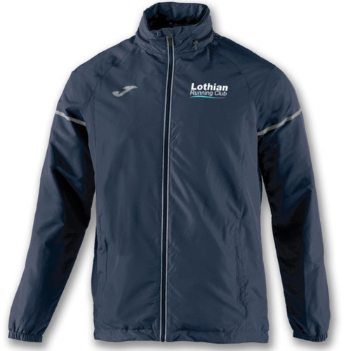 Lothian Athletics Club Rain Jacket