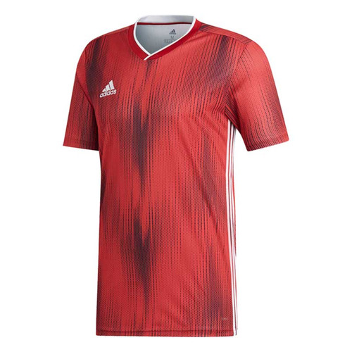 Teamwear Football Shirts - adidas Tiro 19 - Power Red/White