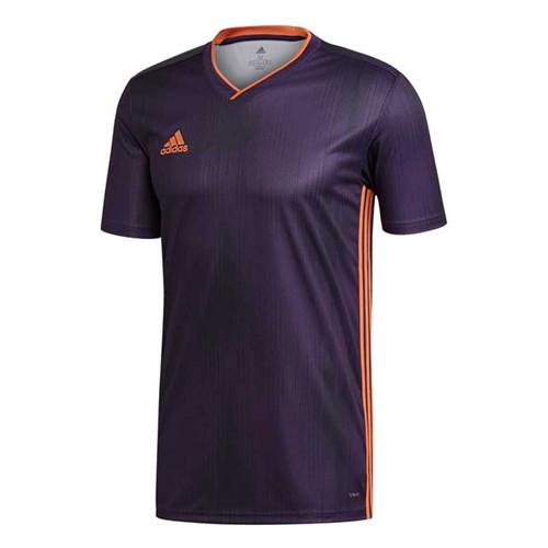 Teamwear Football Shirts - adidas Tiro 19 - Legend Purple/True Orange