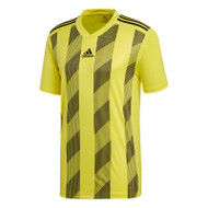 Teamwear Shirts - adidas Striped 19 Match Jersey - Bright Yellow/Black