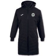 Blackburn Utd Long Bench Jacket