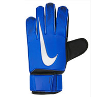 Men's Goalkeeper Gloves - Nike GK Match - Racer Blue/Black - GS3370-410