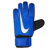Men's Goalkeeper Gloves - Nike GK Match - Racer Blue/Black - GS3370-410