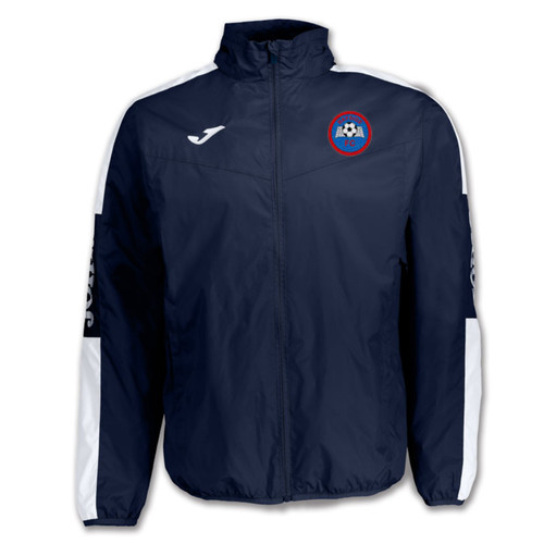 Bayside FC Coach Rain Jacket