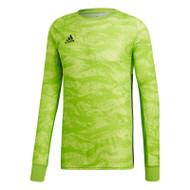 Goalkeeper Shirts - adidas Adipro 19 Jersey - Semi Solar Green