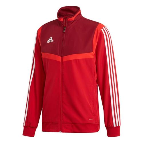 Football Tracksuits - adidas Tiro 19 Presentation Jacket - Power Red