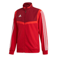 Football Tracksuits - adidas Tiro 19 Presentation Jacket - Power Red
