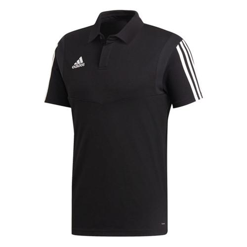 Polo Shirts - adidas Tiro 19 - Black/White