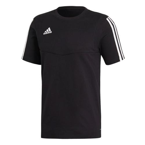 Football T-Shirts - adidas Tiro 19 Tee - Black/White