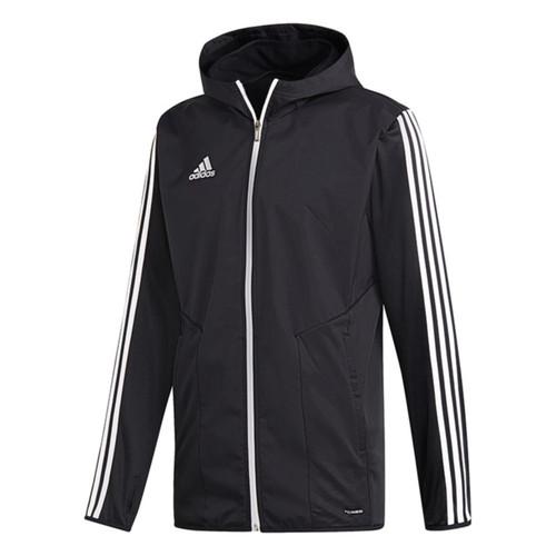 Football Jackets - adidas Tiro 19 Warm Jacket - Black/White - D95955