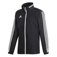 Football Jackets - adidas Tiro 19 All Weather - Black/White