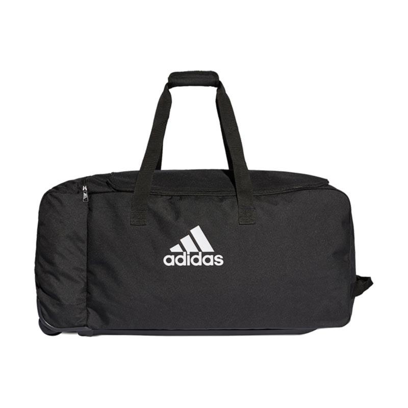 7df343928421 Football Bags - adidas Tiro Wheeled Duffel Bag - 25% off RRP