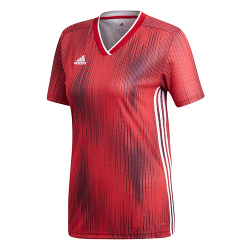 Ladies' Football Shirts - adidas Tiro 19 Women's Jersey - Power Red/White