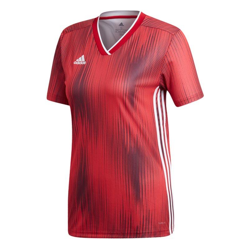 adidas Training Shirt Tiro 19 RedWhite Kids
