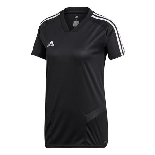 Ladies' Teamwear - adidas Tiro 19 Women's Training Jersey - Black/White