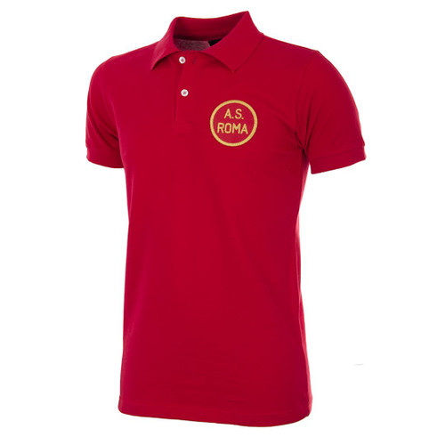 Retro Football Shirts - A.S Roma Home 1961/62 - COPA 134