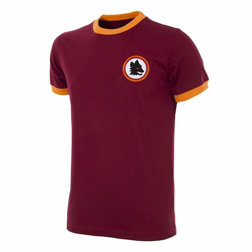 Retro Football Shirts - A.S Roma Home 1978/79 - COPA 135