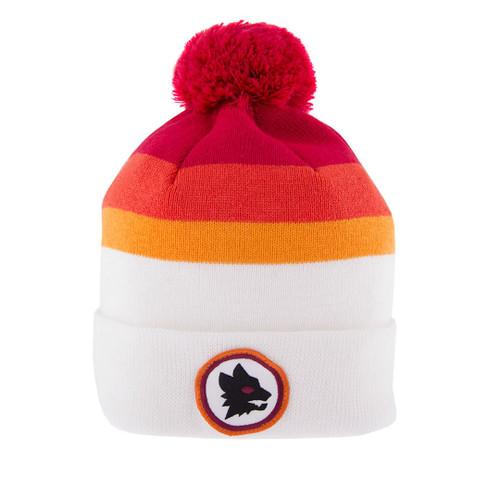 Football Hats -  A.S Roma Retro Away Beanie - COPA 5021