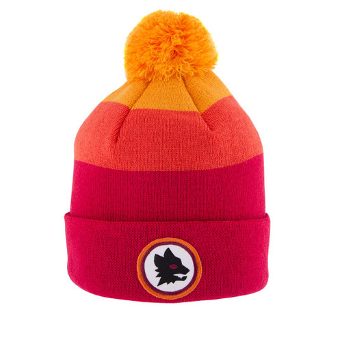 Football Hats -  A.S Roma Retro Home Beanie - COPA 5020