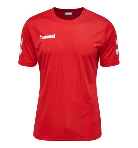 Teamwear Shirts - Hummel Core Hybrid Solo Jersey - True Red