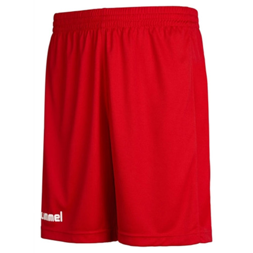 Football Shorts - Hummel Core Hybrid - True Red
