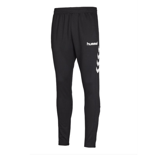 Tracksuit Bottoms - Hummel Core Football Pants - Black