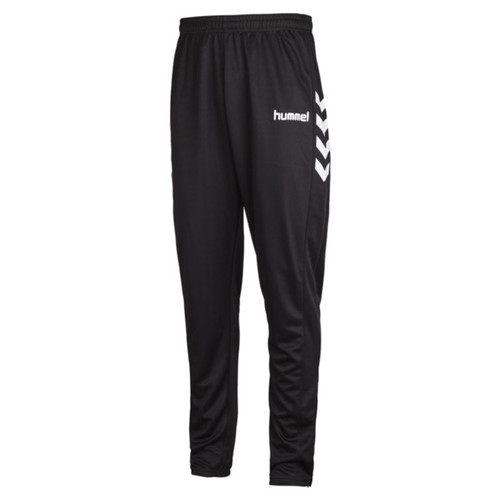 Tracksuit Bottoms - Hummel Core Poly Pants - Black