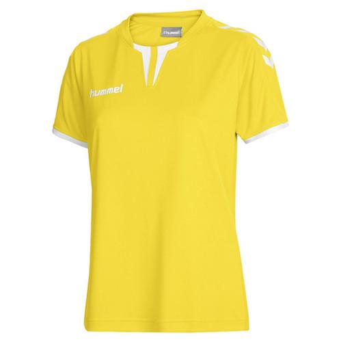 Women's Football Shirts - Hummel Core Jersey - True Red