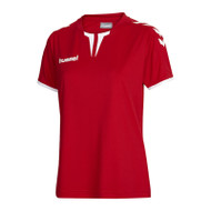 Women's Football Shirts - Hummel Core Jersey - True Red