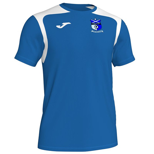 Kennoway Star Hearts Kids Home Shirt